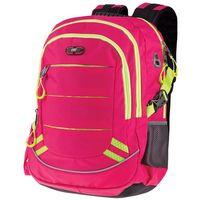 Tornistry i plecaki szkolne, Plecak szkolno-sportowy SPOKEY 837993 Różowy