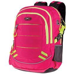 Plecak szkolno-sportowy SPOKEY 837993 Różowy