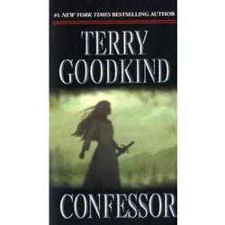 Confessor. Konfessor, englische Ausgabe Goodkind, Terry