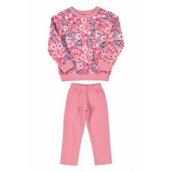 Komplet dziewczęcy bluza+spodnie 3P39A2 Oferta ważna tylko do 2023-12-01