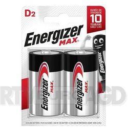 Energizer LR20 Max (2 szt.)