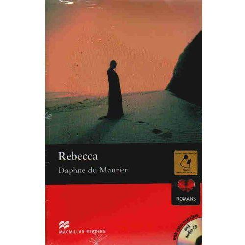 Książki do nauki języka, Rebecca Plus Audio CD Macmillan Readers Upper Intermediate (opr. miękka)