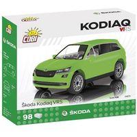 Klocki dla dzieci, Klocki COBI Cars Skoda Kodiaq VRS COBI-24573