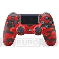 Sony DualShock 4 v2 (czerwony kamuflaż)