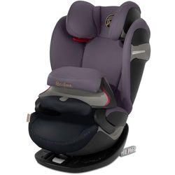 CYBEX fotelik samochodowy Pallas S-fix 2019 Premium Black