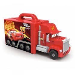 Smoby warsztat Mack Truck w walizce Zygzak Mc Queen Cars 3 Symulator elektroniczny