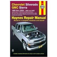 Biblioteka motoryzacji, Chevrolet Silverado i GMC Sierra Pick-ups 1999 - 2005
