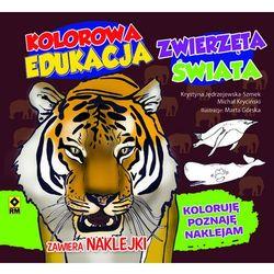 Zwierzęta świata, Kolorowa edukacja - MICHAŁ KRYCIŃSKI