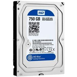 Dysk HDD WD Caviar Blue 750GB 64MB (recertyfikowany)