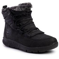 Śniegowce TIMBERLAND - Boltero Warm Lined Boot TB0A23CC001 Black Nubuck
