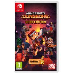 Minecraft Dungeons Hero Edition (NSW) // WYSYŁKA 24h // DOSTAWA TAKŻE W WEEKEND! // TEL. 696 299 850