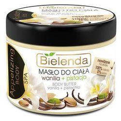 Bielenda Masło do ciała nawilżające Wanilia + Pistacja 200 ml - Bielenda OD 24,99zł DARMOWA DOSTAWA KIOSK RUCHU