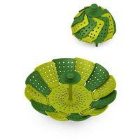 Pozostałe wyposażenie domu, Joseph Joseph - Lotus Koszyk do gotowania na parze zielony