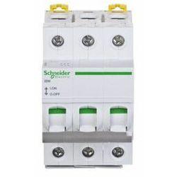 Rozłącznik izolacyjny, wyłącznik główny 40A/3 biegunowy ACTI9 SCHNEIDER