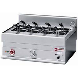 Urządzenie elektryczne do makaronu nastolne | 40L | 9000W | 700x650x(H)280/380mm