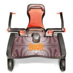 Lascal Dostawka Buggy Board Maxi + siedzisko, kolor czarny