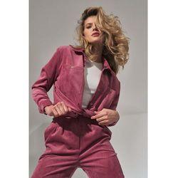 Klasyczna koszula damska - różowa