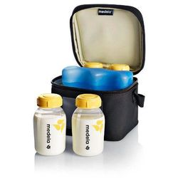 Torba Chłodząca Medela® | Chłodziarka +Wkład +Butelki