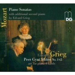 W.A. Mozart - Piano Sonates Accomp.Grie
