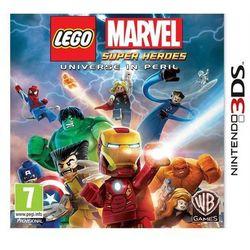 LEGO Marvel Super Heroes - Nintendo 3DS - Akcji/Przygodowa
