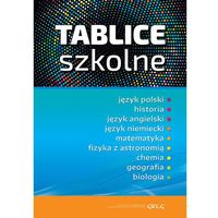 Książki dla dzieci, Tablice Szkolne - Praca zbiorowa (opr. miękka)