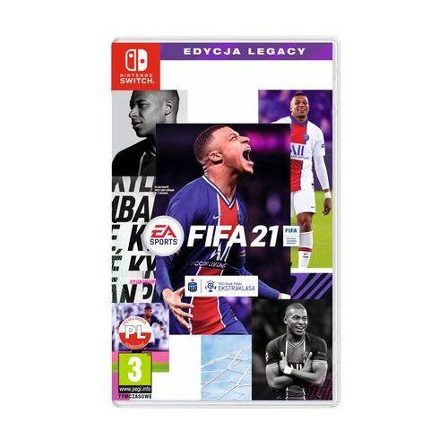 Gry na Nintendo Switch, FIFA 21 Nintendo Switch