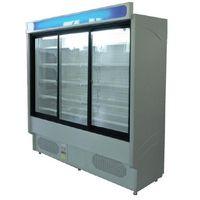 Szafy i witryny chłodnicze, Regał chłodniczy MAWI RCH4D 132cm
