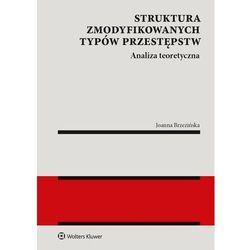 Struktura zmodyfikowanych typów przestępstw. analiza teoretyczna (opr. twarda)