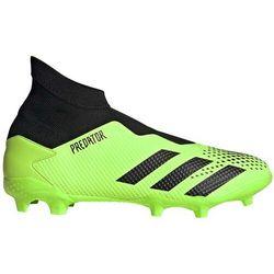 Buty piłkarskie predator 20.3 ll fg zielono-czarne eh2929 marki Adidas