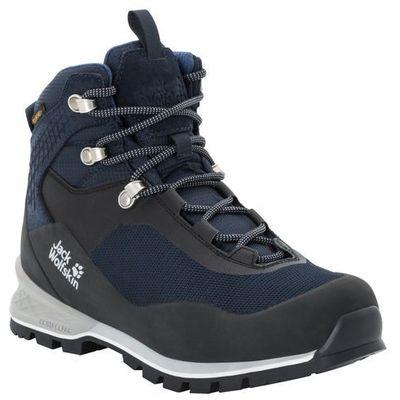 Buty trekkingowe WILDERNESS LITE TEXAPORE MID W dark blue phantom 5,5, 4036711 1175055
