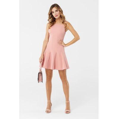 4f81fa18 Sugarfree Sukienka primula w kolorze różowym