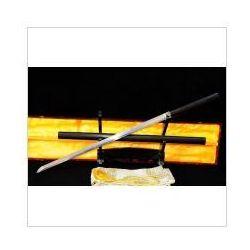 MIECZ SAMURAJSKI SHIRASAYA HONSANMAI STAL WYSOKOWĘGLOWA 1095 I WARSTWOWANA, R710