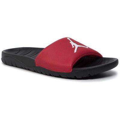 Klapki NIKE Jordan Break Slide AR6374 600 Gym RedWhiteBlack, kolor czerwony