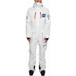 kombinezon 686 - Mns Nasa Exploration Coverall White (WHT) rozmiar: M