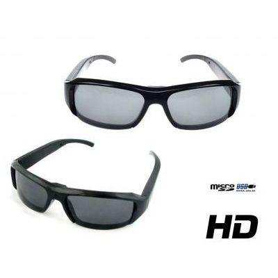 Przeciwsłoneczne Szpiegowskie Okulary DetektywaAgenta FBI z