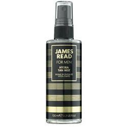 gradual tan hydra tan mist face for men 100.0 ml marki James read