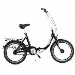 Aluminiowy rower składany SKŁADAK niska rama MIFA 3 biegi Nexus SHIMANO z prądnicą, 2286739101
