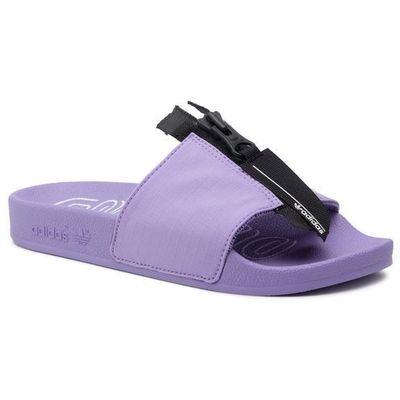 Klapki adilette zip w ee5081 chapurcblackftwwht, Adidas, 37 40.5