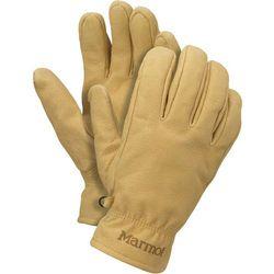 Marmot basic work rękawiczki, beżowy xxl 2021 rękawiczki skórzane (0785562619418)