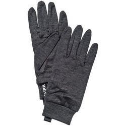 Hestra Merino Wool Active Rękawiczki ocieplane, charocoal 11 2020 Rękawiczki wewnętrzne