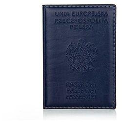 Milton Okładka etui na paszport mlw1 czarna