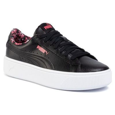 Sneakersy PUMA Suede Bow Varsity Wn's 367732 03 MarshmallowMetallic Gold
