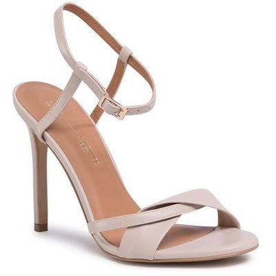 Sandały L37 Jade Dancer 1789 White Sandały eleganckie