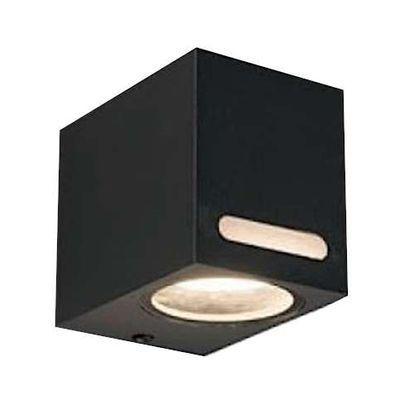 Ogrodowa Lampa ścienna Assos 9123 Nowodvorski Zewnętrzna Oprawa Metalowa Elewacyjna Ip54 Czarna 1000000539547