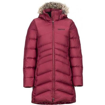 Marmot Wm's Montreal Coat Claret S, 1 rozmiar