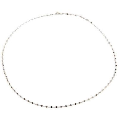 204bf83380 Łańcuszek srebrny SŁ.015.02 SAXO Biżuteria damska ze srebra
