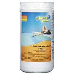 Tabletki do basenu 50 szt. / 20 g PLANET POOL CHEMOCHLOR