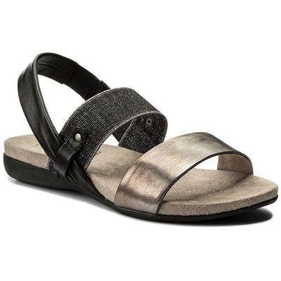 Sandały JANA 8 28203 24 Black 001