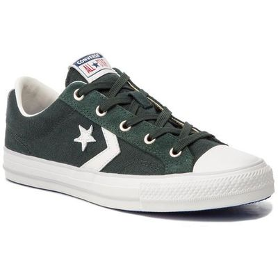 Trampki CONVERSE Star Player Ox 163961C Outdoor GreenWhit