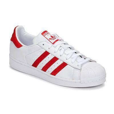 Trampki niskie adidas SUPERSTAR, kolor biały